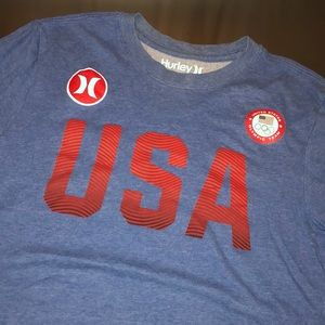 Hurley Team USA Shirt